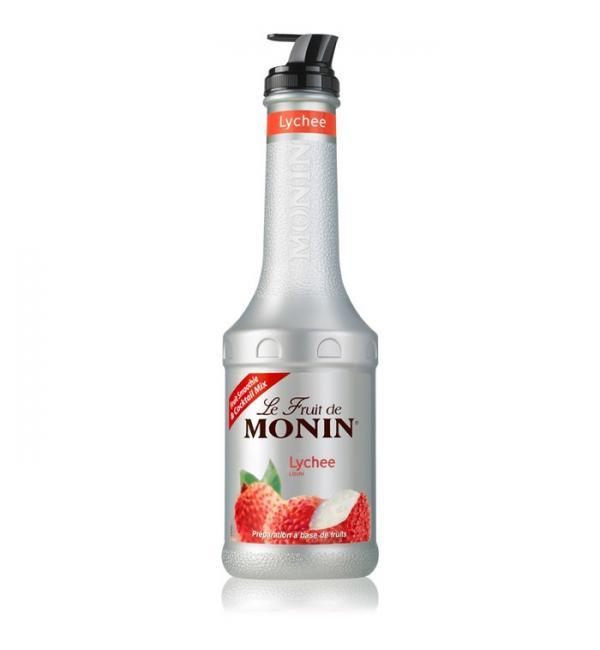 Пюре Monin ЛИЧИ 1л