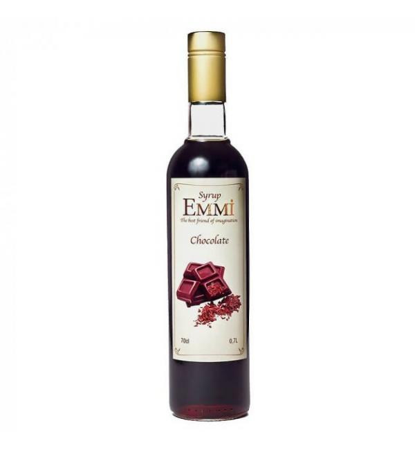 Сироп Emmi Шоколад 900г