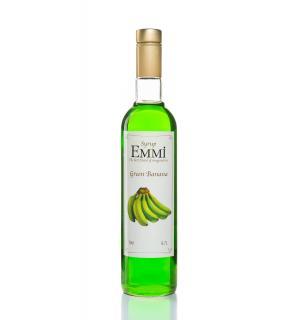 Сироп Emmi Зелёный банан 900г