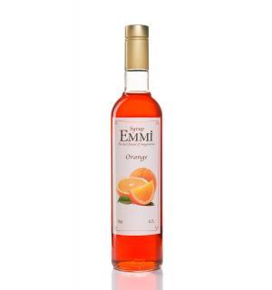 Сироп Emmi Апельсин 900г