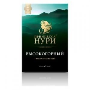 Чай черный Нури высокогорный 250г