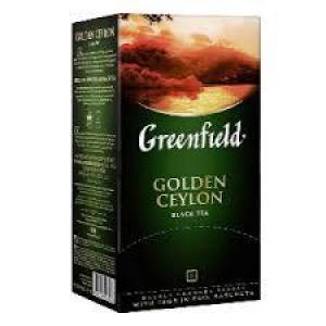 Чай черный Greenfield Golden Ceylon 50г (25 пак.)