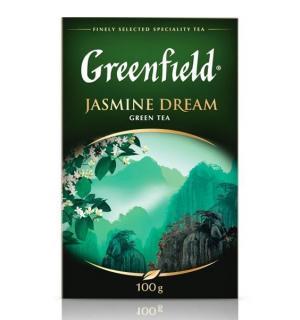 Чай зеленый Greenfield Jasmine Dream 100г