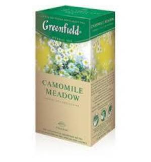 Чай Травяной Greenfield Camomile Meadow 37,5г (25 пак.)