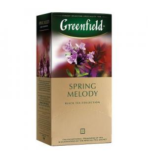 Чай черный Greenfield Spring Melody 37,5г (25 пак.)