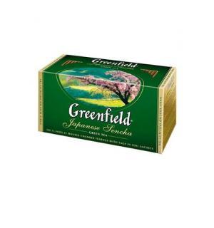 Чай зеленый Greenfield Japanese Sencha 50г (25 пак.)