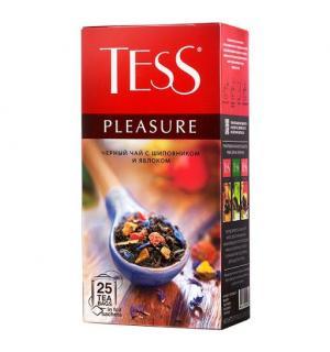 Чай черный Tess Pleasure 37,5г (25 пак.)