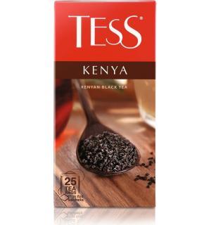 Чай черный Tess Кения 50г (25 пак.)