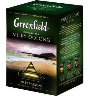 Чай белый Greenfield Milky Oolong 36г (20пак.)
