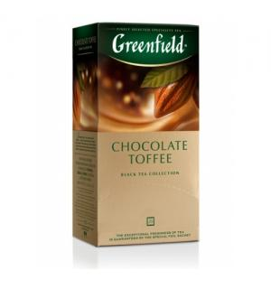 Чай черный Greenfield Chocolate Toffee 37,5г (25 пак.)