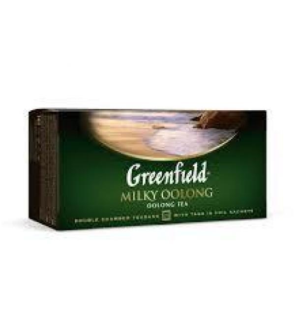 Чай Белый Greenfield Milk Oolong 50г (25 пак.)