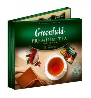 Чайный набор Greenfield Collection PREMIUM TEA 211,2г