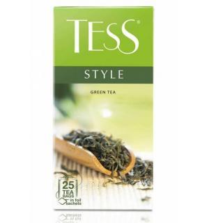 Чай зеленый Tess Style (25 пак.)