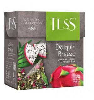 Чай зеленый Tess Daiquiri Breeze 36г (20 пак.)