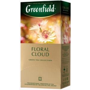 Чай Белый Greenfield Floral Cloud 37,5г (25 пак.)