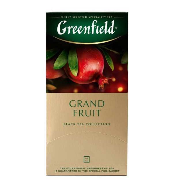 Чай черный Greenfield Grand Fruit 37,5г (25 пак.)