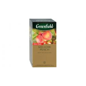 Чай зеленый Greenfield Mellow Peach 45г (25 пак.)