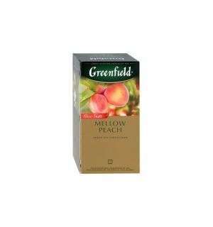 Чай зеленый Greenfield Mellow Peach 45г (25 пак.)