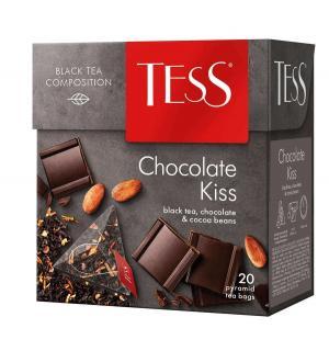 Чай черный Tess Chocolate Kiss 36г (20 пак.)