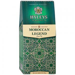 Чай зеленый Hyleys Moroccan Legend 100г