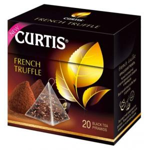 Чай черный CURTIS French Truffle (20 пак.)