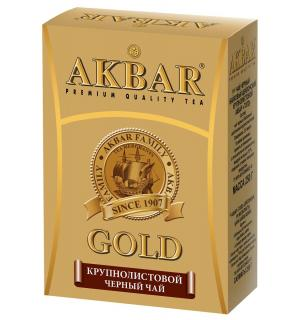 Чай черный Akbar Gold 100г