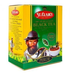 Чай черный St.Clairs Pekoe 250г