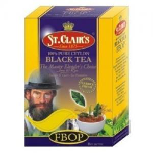 Чай черный St.Clairs F.B.O.P. 100г