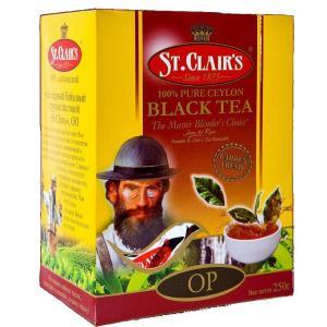 Чай черный St.Clairs О.Р. 100г