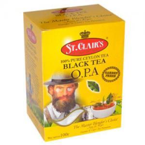 Чай черный St.Clairs O.P.A. 100г