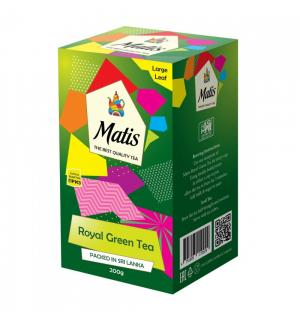 Чай зеленый Matis Royal Green Tea 200г