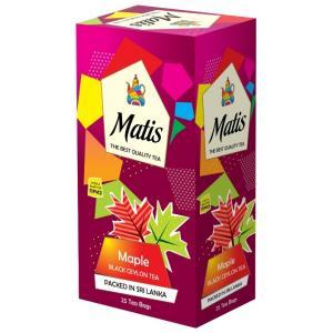 Чай черный Matis Maple 50г (25пак.)