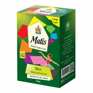 Чай зеленый Matis Slim 100г