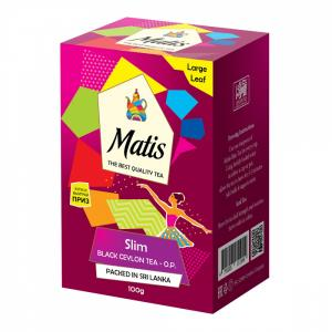 Чай черный Matis Slim 100г