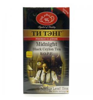 Чай черный Ти Тэнг Midnight 200г