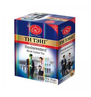 Чай черный Ти Тэнг Businessmen 250г (100пак.)
