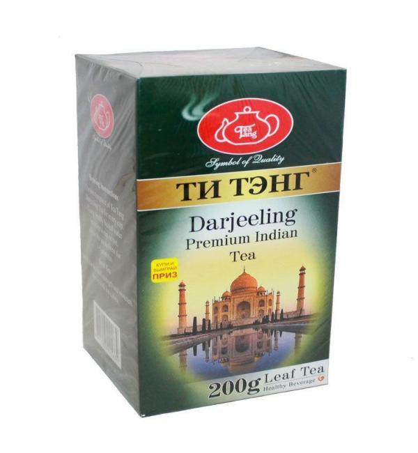 Чай черный Ти Тэнг Darjeeling 200г