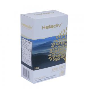 Чай черный HELADIV Earl Grey 100г