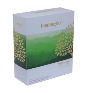 Чай зеленый HELADIV Green Tea (100 пак.)