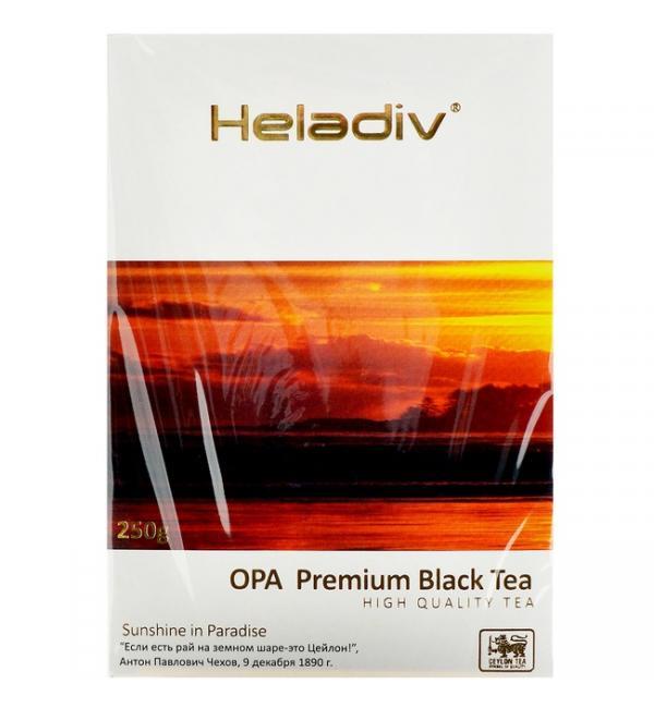 Чай черный HELADIV ОРА 250г