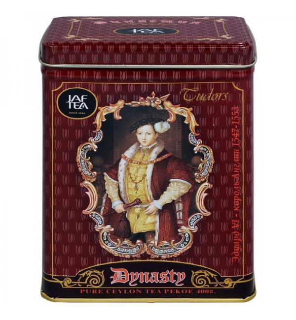 Чай черный Jaf Tea Династия 200г