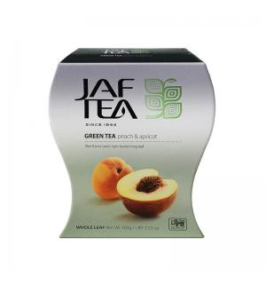 Чай зеленый Jaf Tea Peach&Apricot 100г