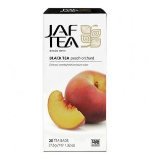 Чай черный Jaf Tea Peach orchard 37,5г (25 пак.)