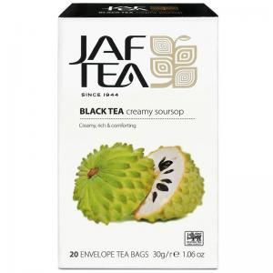Чай черный Jaf Tea Exotic fruit 37,5г (25 пак.)
