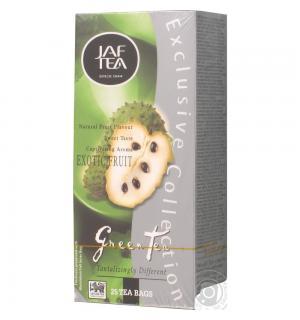 Чай зеленый Jaf Tea Exotic fruit 50г (25 пак.)