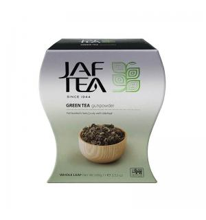 Чай зеленый Jaf Tea GREEN TEA GUN POWDER 100г