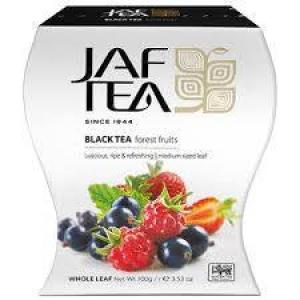 Чай черный Jaf Tea Forest fruits 100г