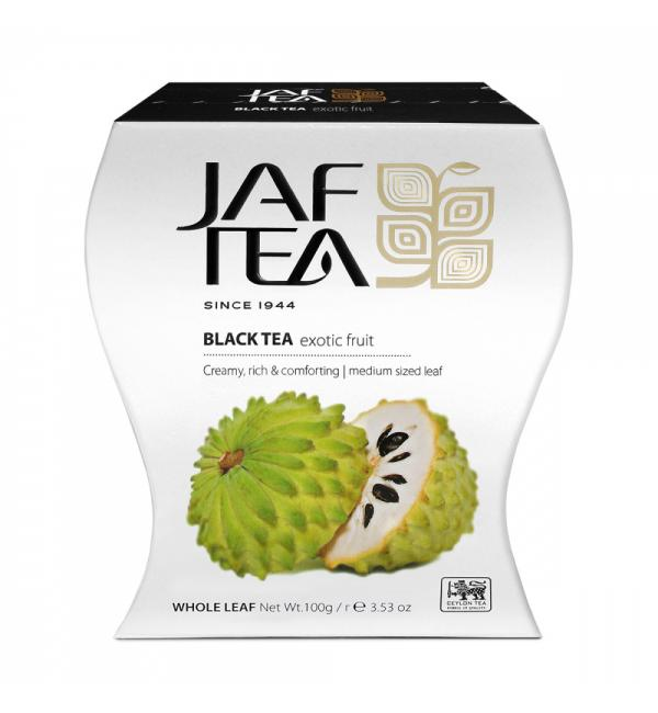 Чай черный Jaf Tea Exotic Fruit 100г