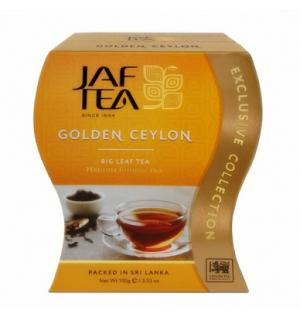 Чай черный Jaf Tea Golden Ceylon 100г