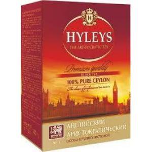 Чай черный Hyleys Английский Аристократический 100г